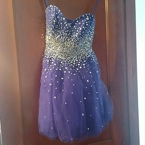 Size 0 Prom/Homecoming Dress